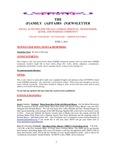 Family Affairs Newsletter 2013-06-01