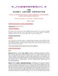 Family Affairs Newsletter 2013-07-15