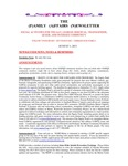 Family Affairs Newsletter 2013-08-01 by Zack Paakkonen