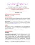 Family Affairs Newsletter 2013-09-15 by Zack Paakkonen