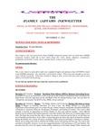 Family Affairs Newsletter 2013-12-15