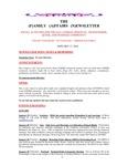 Family Affairs Newsletter 2014-01-17