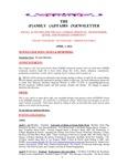 Family Affairs Newsletter 2014-04-01