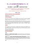 Family Affairs Newsletter 2014-04-15