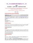 Family Affairs Newsletter 2014-05-01
