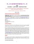 Family Affairs Newsletter 2014-05-15