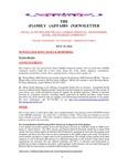 Family Affairs Newsletter 2014-07-15