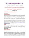 Family Affairs Newsletter 2014-08-01