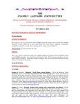 Family Affairs Newsletter 2014-10-01 by Zack Paakkonen