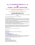 Family Affairs Newsletter Business Directory 2011-03-15