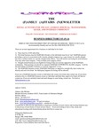 Family Affairs Newsletter Business Directory 2014-03-15