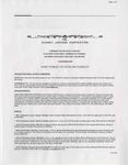 Family Affairs Newsletter 2004-11-01