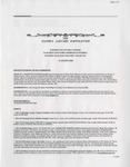 Family Affairs Newsletter 2005-01-15