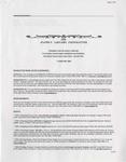 Family Affairs Newsletter 2005-02-01