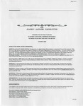 Family Affairs Newsletter 2005-03-15
