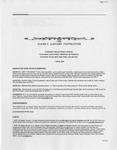 Family Affairs Newsletter 2005-04-01