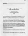Family Affairs Newsletter 2005-05-01