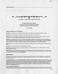Family Affairs Newsletter 2005-08-01