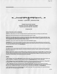 Family Affairs Newsletter 2005-09-15