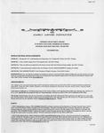 Family Affairs Newsletter 2005-11-01