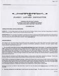 Family Affairs Newsletter 2005-12-01