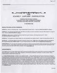 Family Affairs Newsletter 2005-12-15