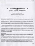 Family Affairs Newsletter 2006-05-15