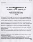 Family Affairs Newsletter 2006-06-01