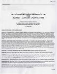 Family Affairs Newsletter 2006-06-15