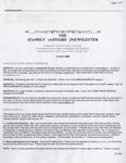 Family Affairs Newsletter 2006-07-15