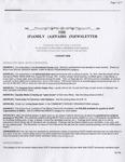 Family Affairs Newsletter 2006-08-01