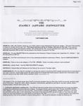 Family Affairs Newsletter 2006-09-01