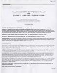 Family Affairs Newsletter 2006-11-01
