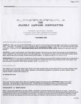 Family Affairs Newsletter 2006-12-01