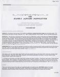 Family Affairs Newsletter 2006-12-15