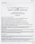 Family Affairs Newsletter 2007-02-01
