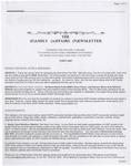 Family Affairs Newsletter 2007-05-15