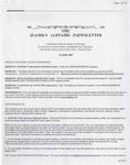 Family Affairs Newsletter 2007-06-15