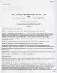 Family Affairs Newsletter 2007-07-01