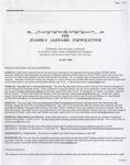 Family Affairs Newsletter 2007-07-15