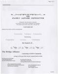Family Affairs Newsletter 2007-09-15