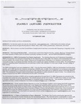 Family Affairs Newsletter 2008-02-15