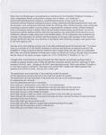 Family Affairs Newsletter Feedback 2008-03-17