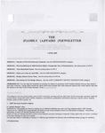 Family Affairs Newsletter 2008-04-01