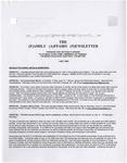 Family Affairs Newsletter 2008-05-01