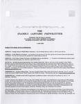 Family Affairs Newsletter 2008-06-01