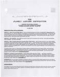 Family Affairs Newsletter 2008-06-15