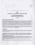 Family Affairs Newsletter 2008-07-15