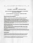 Family Affairs Newsletter 2008-10-01