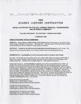 Family Affairs Newsletter 2009-02-01